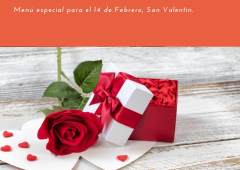 Día de San Valentin 2020